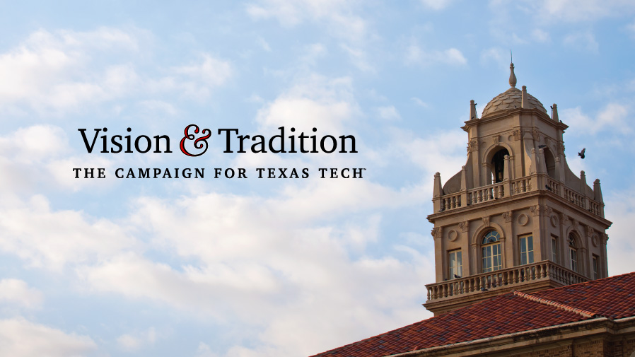 Vision & Tradition campaign logo