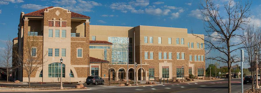 TTU System Administration Building