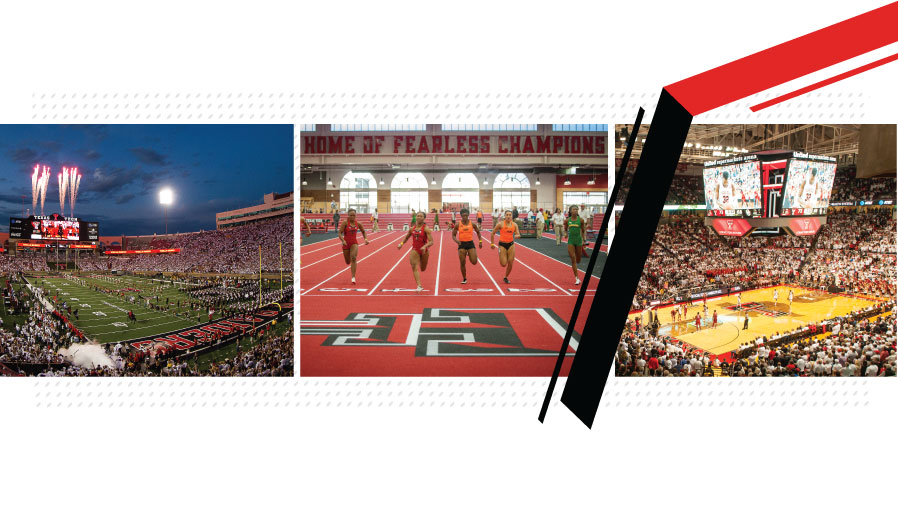 Texas Tech athletic venues