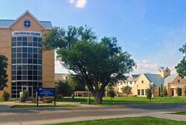 Angelo State University Centennial Villiage residence hall