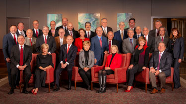 Texas Tech Foundation Board of Directors