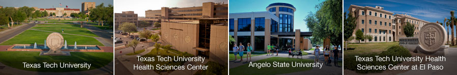 Texas Tech University System universities