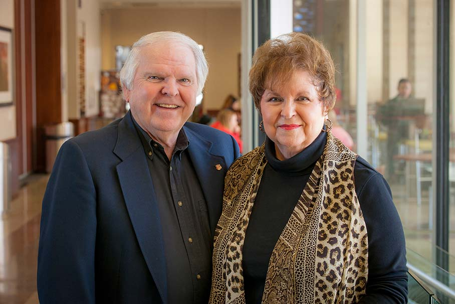 John and Nancy Richardson