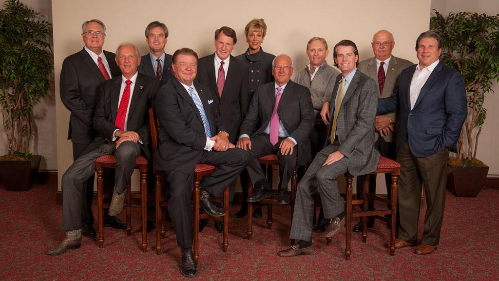 New Texas Tech Foundation directors