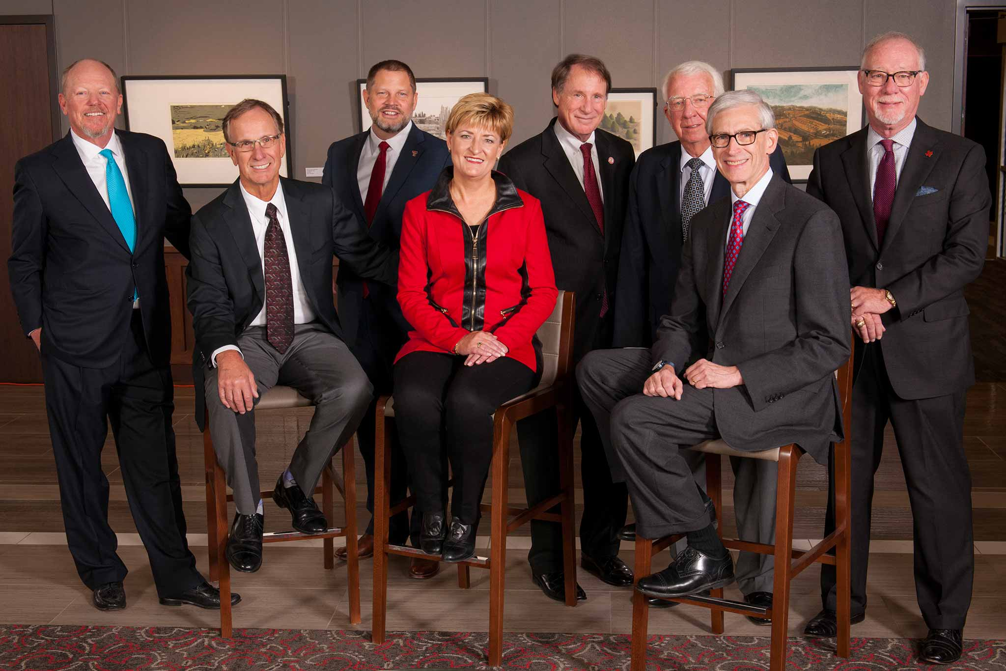 New Texas Tech Foundation directors