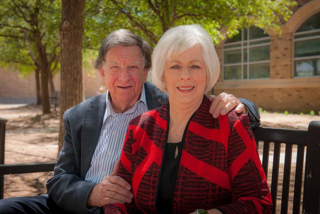 George and Linda McMahan
