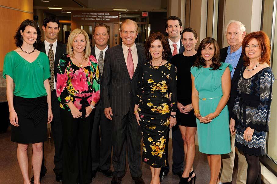 Hunt Family Foundation Creates El Paso Nursing School With 10m Gift Texas Tech University System