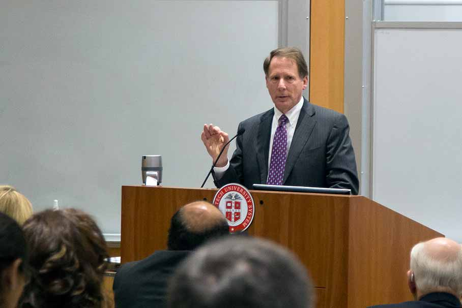 Chancellor Robert L. Duncan