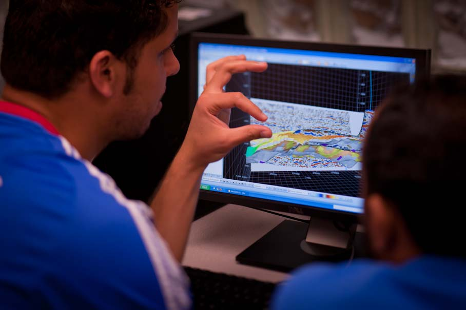 Schlumberger Gives $45 1M Software Gift to Herd Department of