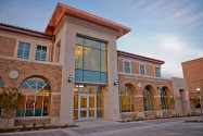 The Burkhart Center for Autism Education & Research building at Texas Tech Univeresity
