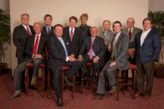 New members of the Texas Tech Foundation board of directors