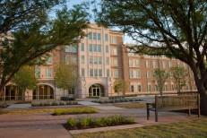 J.T. & Margaret Talkington Hall at Texas Tech University