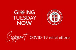 Giving Tuesday Now graphic